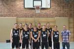 (cw) Das teilweise neu formierte Team der Landesliga des EBV 1971 weilte zu einem Testspiel in Schwedt. Mit 61:62 (35:22) verloren die Gäste zwar das Spiel, konnten aber zufrieden die […]