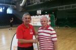 (mbor) Im Rahmen der Basketball – Europameisterschaften der Männer fand vom 04. bis 06.September 2015 eine hochkarätige Trainerfortbildung für A- und B-Lizenz-Trainer statt. Daran nahmen fast 300 Trainer aus dem […]
