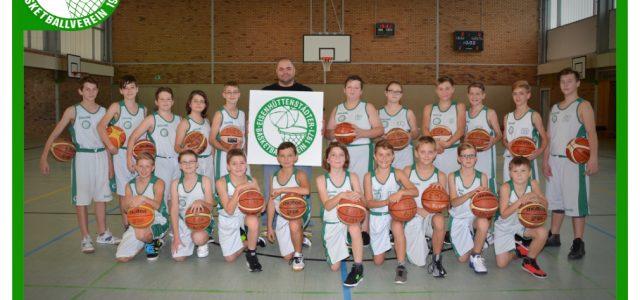 (mbor) Das sehr junge Team der U 14 männlich landete zum Jahresabschluss 2017 zwei Siege in Fürstenwalde. Gegen das neu formierte Team aus Woltersdorf gewannen die Jungen sicher mit 88:42 […]