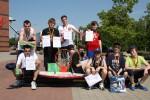(mbor) Bei strahlender Sonne nahmen drei Teams aus Eisenhüttenstadt am Streetballturnier in Schwedt teil. Insgesamt waren 18 Teams am Start, davon 14 Teams aus Schwedt, 1 Männerteam aus Sczeczin und […]