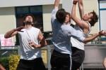 (mbor) Eine gute Resonanz fand das diesjährige 19.Streetballturnier in Eisenhüttenstadt. 30 Mannschaften aus Eisenhüttenstadt und Umgebung, aus Königs Wusterhausen, Frankfurt (Oder, Slubice, Cottbus, Fürstenwalde und Schwedt spielten um Sachgutscheine und […]